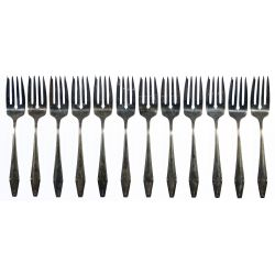 """View 2: State House """"Formality"""" Sterling Silver Flatware"""