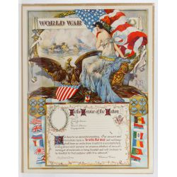 View 4: World War I and Reproduction Poster Assortment