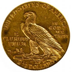 View 2: 1912 $2 1/2 Gold
