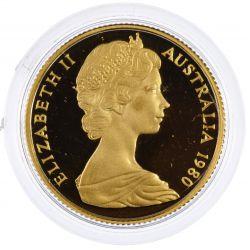 View 2: Australian: 1980 $200 Gold Proof