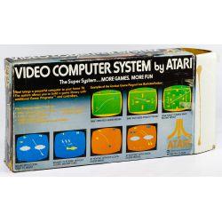 View 4: Atari 2600 Video Computer System