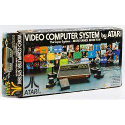 View 3: Atari 2600 Video Computer System