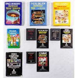 View 5: Atari 2600 Video Computer System