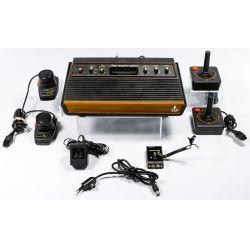 View 2: Atari 2600 Video Computer System
