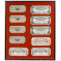 View 2: World: Currency and Stamp Exhibition Assortment