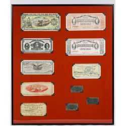 View 3: World: Currency and Stamp Exhibition Assortment