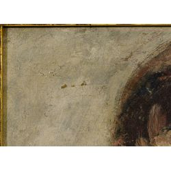 View 4: Unknown Artist (American, 20th Century) Oil on Canvas
