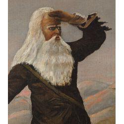 View 2: Unknown Artist (European, 19th Century) Oil on Canvas