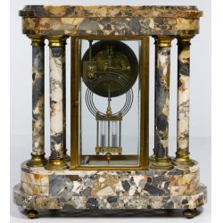 View 3: French Marble Mantel Clock