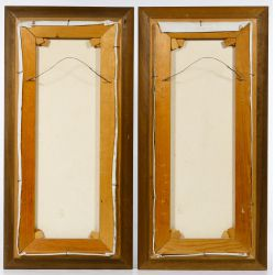 View 6: Franz Weiss (American, 20th Century) Oil on Canvases