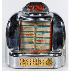 View 8: Seeberg Tabletop Juke Box Assortment