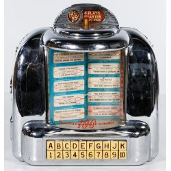 View 10: Seeberg Tabletop Juke Box Assortment