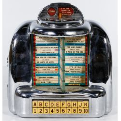 View 6: Seeberg Tabletop Juke Box Assortment