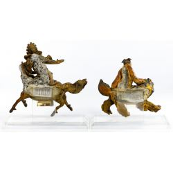 View 4: Chinese Ceramic Figural Roof Tiles