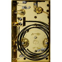 View 6: Le Eppe Carriage Clock