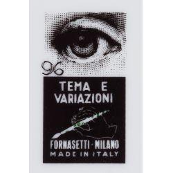 "View 4: Piero Fornasetti ""Tema E Variazioni"" Covered Jar and Plate Assortment"