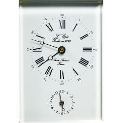View 5: Le Eppe Carriage Clock