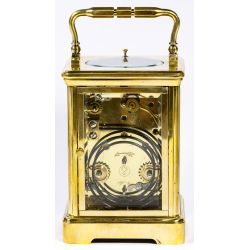 View 3: Le Eppe Carriage Clock