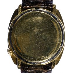 "View 4: Bulova ""Accutron"" 14k Gold Case Wrist Watch"