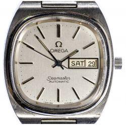 """View 3: Omega """"Seamaster"""" Automatic Wrist Watch"""