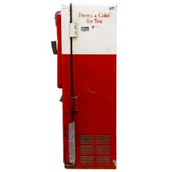 View 4: Coca-Cola 42-Bottle Vending Machine