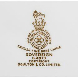 "View 3: Royal Doulton ""Sovereign"" China Service"