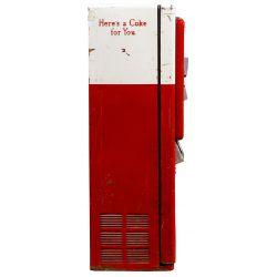 View 2: Coca-Cola 42-Bottle Vending Machine
