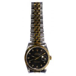 View 3: Rolex 14k Gold and Stainless Steel Wrist Watch