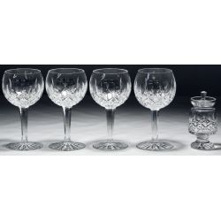 View 4: Waterford Crystal Lismore Assortment
