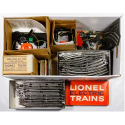 View 6: Lionel and HO Model Train and Aurora Model Motoring Assortment