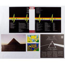 """View 3: Japanese Pink Floyd """"Dark Side of the Moon"""" EMLF-97002 LP"""