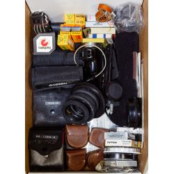 View 2: Camera Accessory Assortment