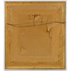 View 5: Piero Antonelli (Italian, 1916-1990) Oil on Canvas
