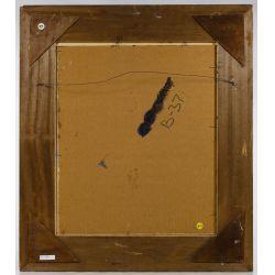 View 5: Juan Garces (Spanish, 1935-2014) Oil on Board