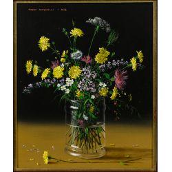 View 2: Piero Antonelli (Italian, 1916-1990) Oil on Canvas