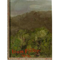 View 4: Laura Miller (American, 20th Century) Oil on Board
