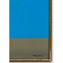 View 4: Terziano (Italian, 20th Century) Oil on Board