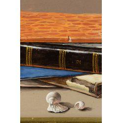View 2: Piero Antonelli (Italian, 1916-1990) Oil on Board