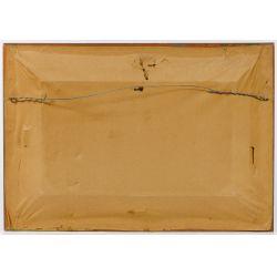 View 4: Piero Antonelli (Italian, 1916-1990) Oil on Board