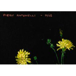 View 4: Piero Antonelli (Italian, 1916-1990) Oil on Canvas