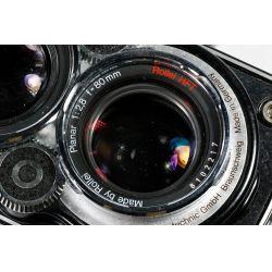 View 5: Rolleiflex 2.8 GX Camera