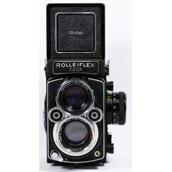 View 4: Rolleiflex 2.8 GX Camera