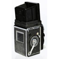 View 3: Rolleiflex DBP DBGM Synchro Compur Franke & Heidecke Camera