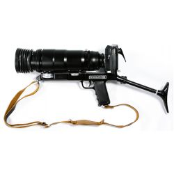 View 2: Cold War Soviet Sniper Camera with Accessories