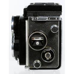 View 5: Rolleiflex DBP DBGM Synchro Compur Franke & Heidecke Camera