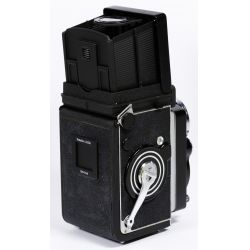 View 3: Rolleiflex 2.8 GX Camera