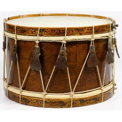 "View 5: Civil War ""Henry Eisele"" Drum and Sticks"