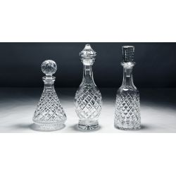 View 3: Waterford Decanter Assortment