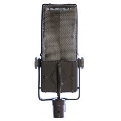 View 4: Electro-Voice Microphone