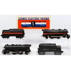 View 3: Lionel Model Train Assortment